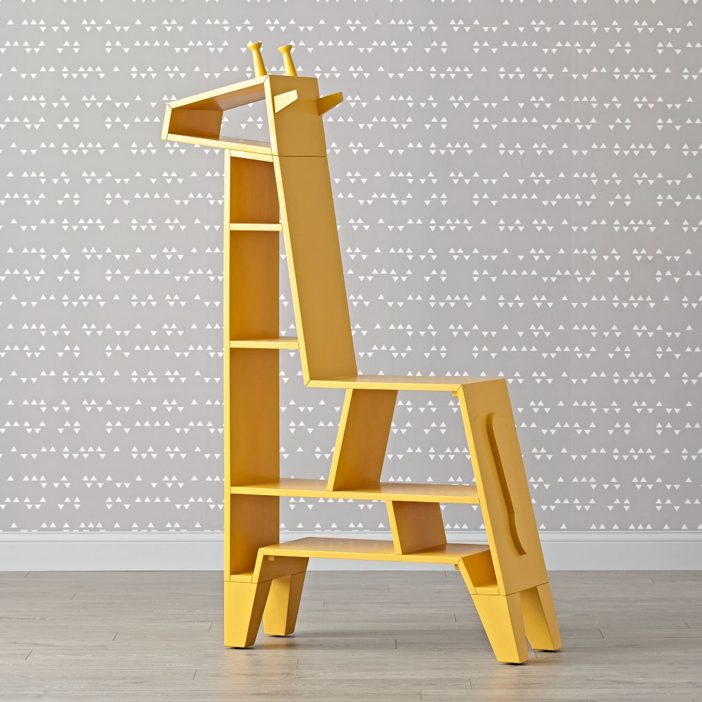 Giraffe Bookcase The Land Of Nod