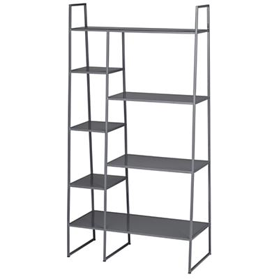 High Rise Bookshelf (Grey)