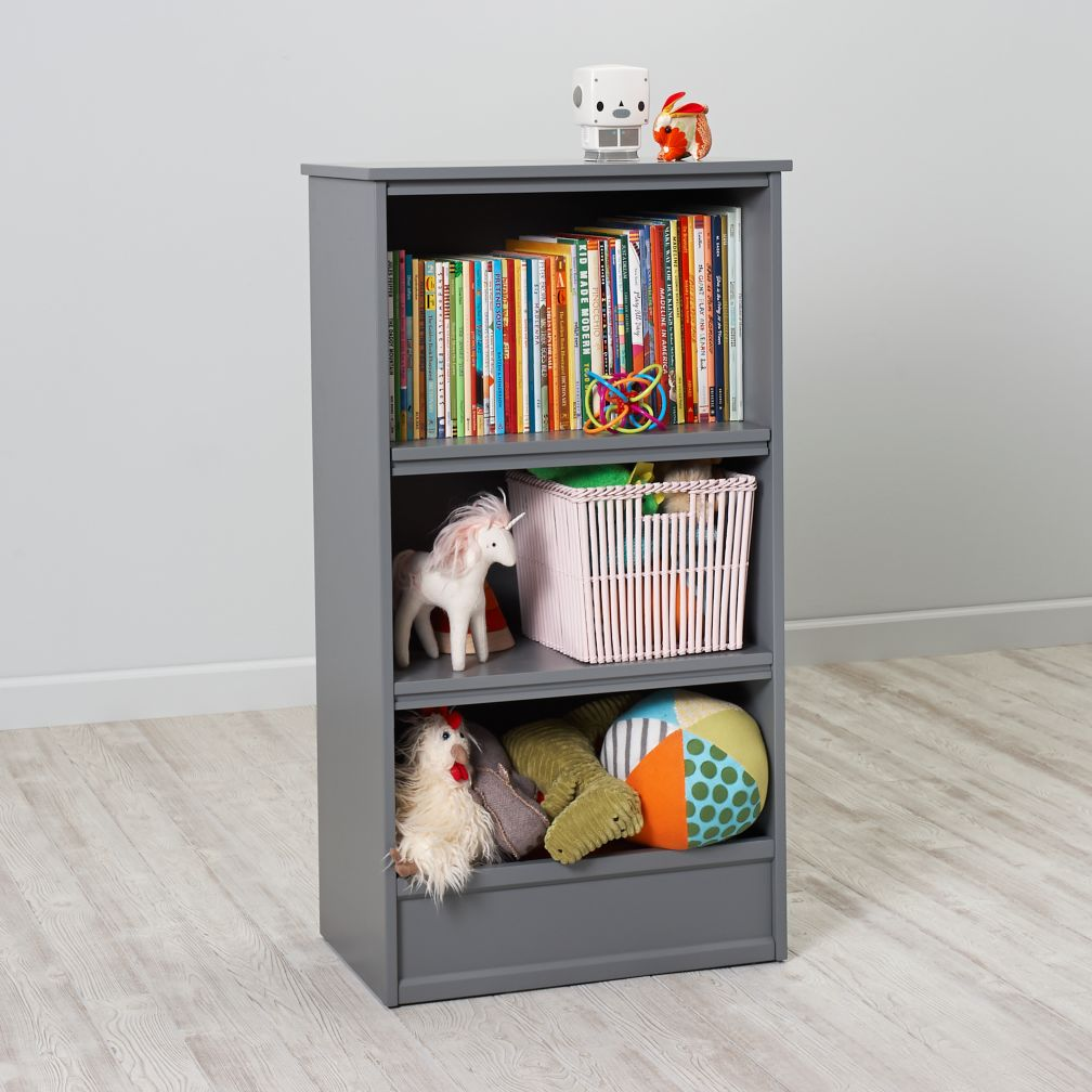 "Horizon Bookcase (48"" Grey)"