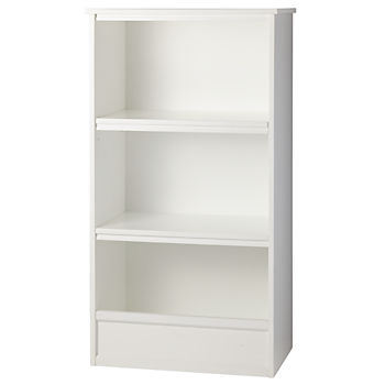"48"" Horizon Bookcase (White)"