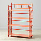 Jenny Lind Coral Bookcase