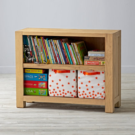 Natural Little Sur Bookcase