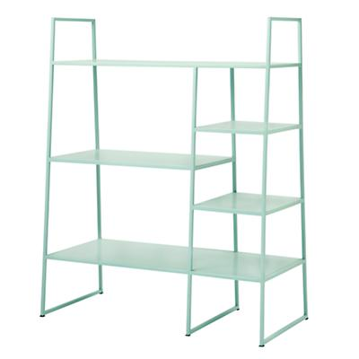 Metalwork Bookcase (Mint)