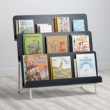 New Issue Bookcase (Midnight Blue/White Base)