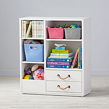 Topside Bookcase (White)