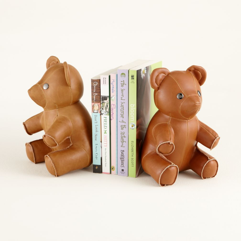 Kids Desk Accessories: Classic Bear Animal Bookend
