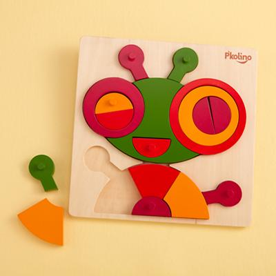 Bug Shape Puzzle