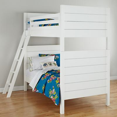 Uptown Bunk Bed (White)