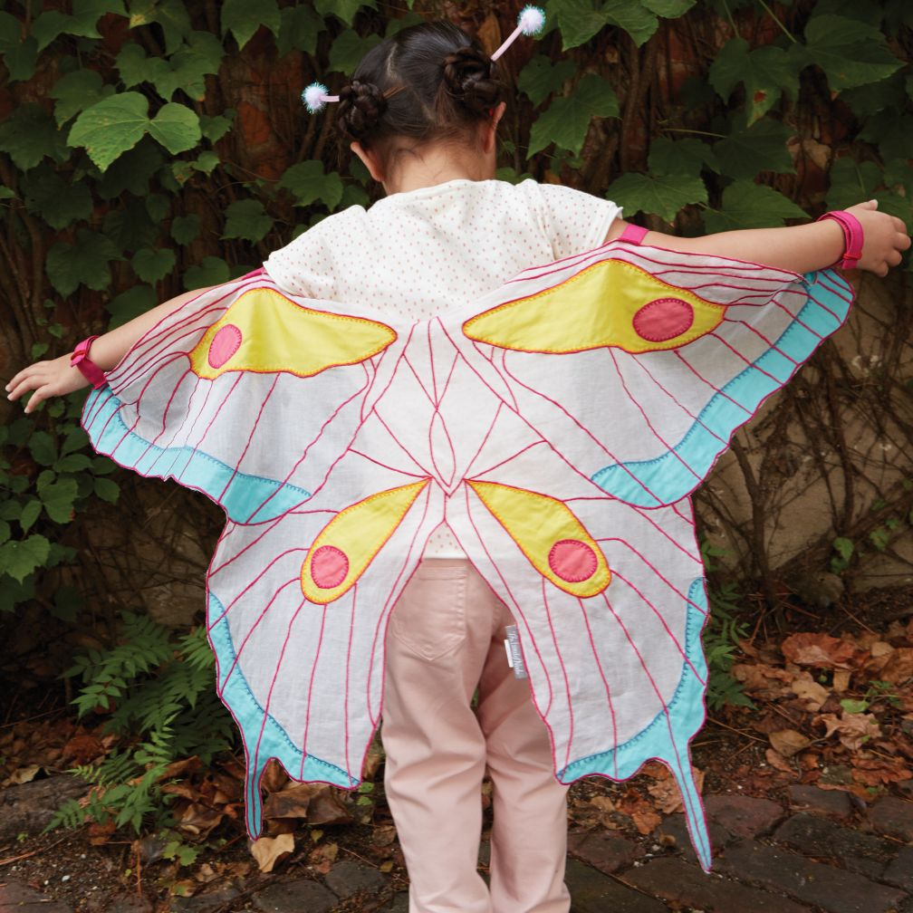 Wild Wings Dress Up Set (Butterfly)