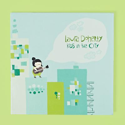Kids in the City CD