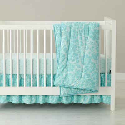 Dream Girl Crib Bedding (Aqua)