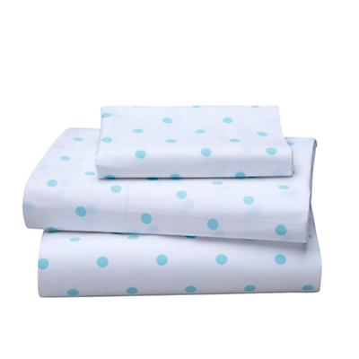 Dream Girl Toddler Sheet Set (Aqua)