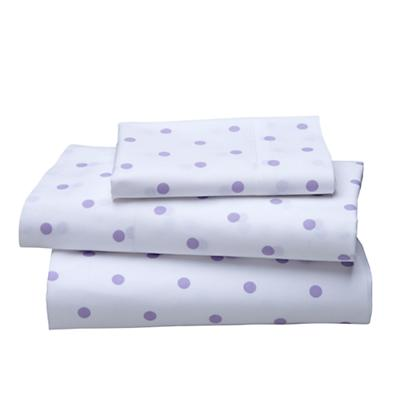 Dream Girl Toddler Sheet Set (Lavender)