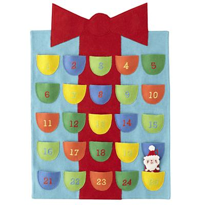 St. Nick Advent Calender