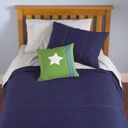 Boys Bedding: Boys Blue Cargo Bedding Comforter - Twin Blue Cargo Duvet Cover