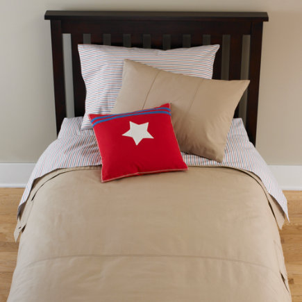 Boys Bedding: Boys Tan Khaki Cargo Bedding Comforter - Twin Khaki Cargo Duvet Cover
