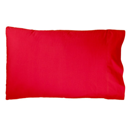 Kids Blankets: Kids Red Down Comforters - Red Case