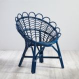 Antoinette Play Chair (Navy)