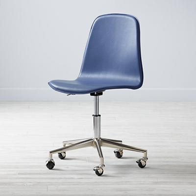 Navy Class Act Desk Chair