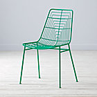 Green Domino Desk Chair.