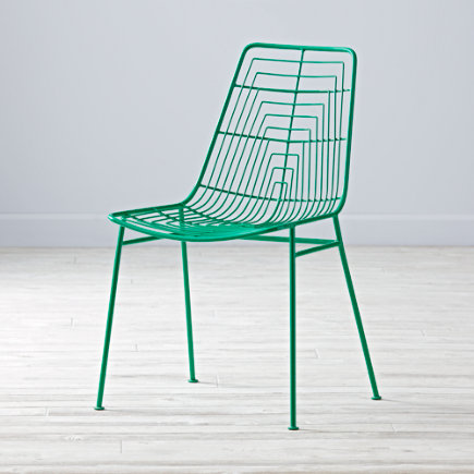 Green Domino Desk Chair
