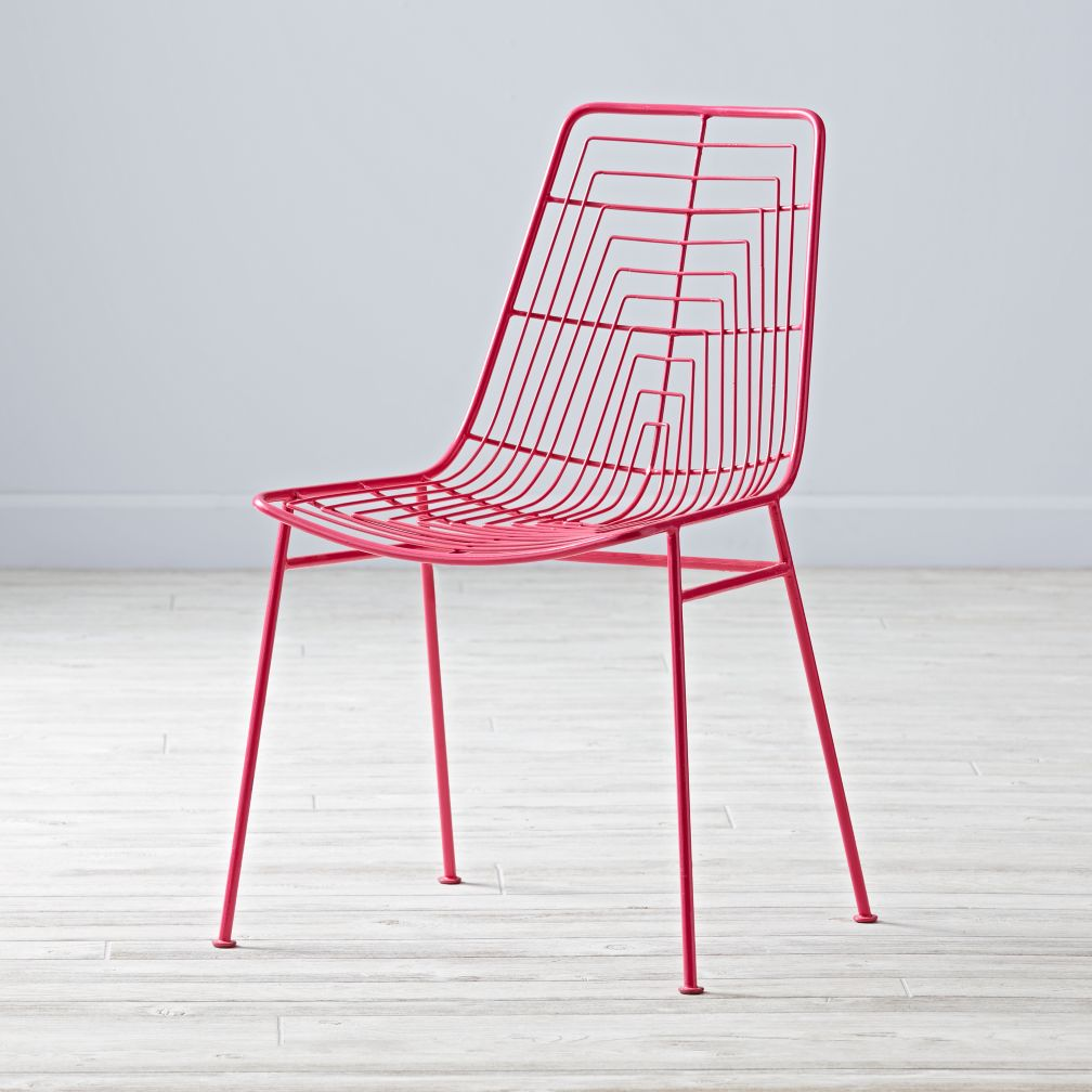 Domino Desk Chair (Pink)