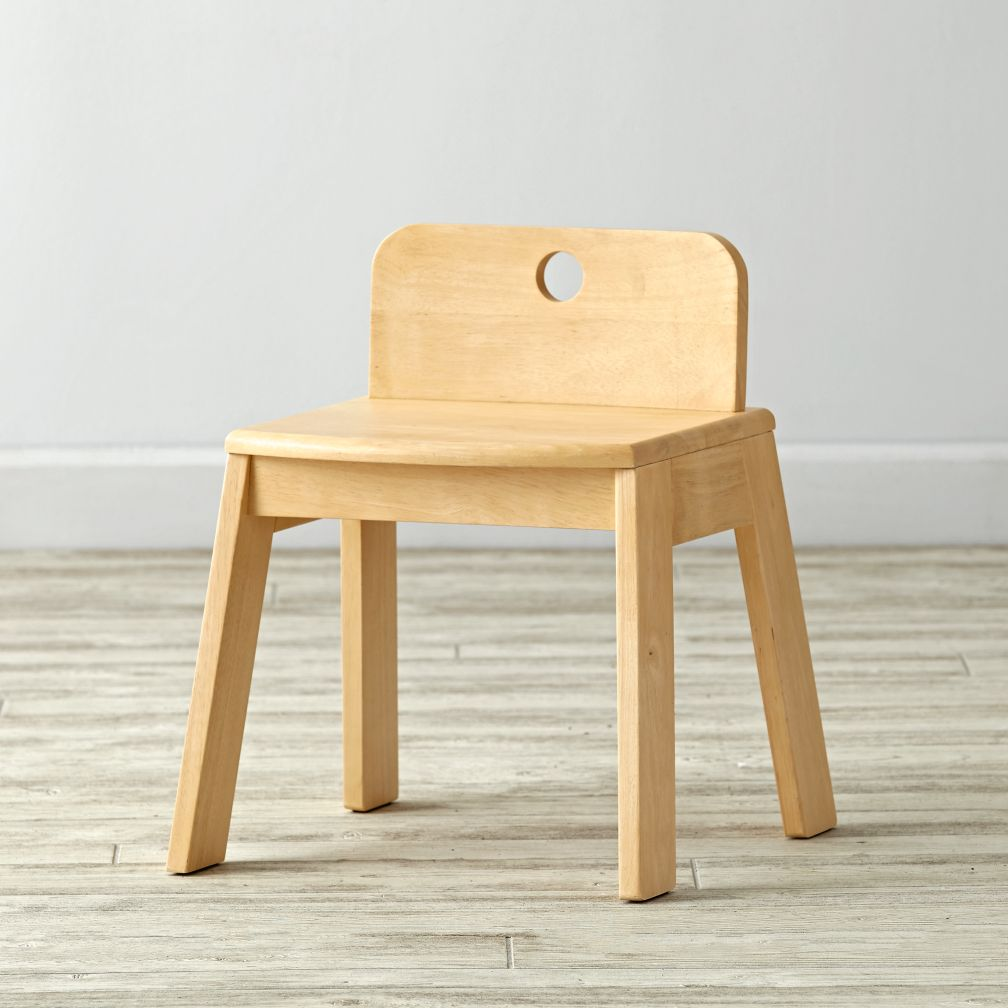 Mojo Natural Kids Chair