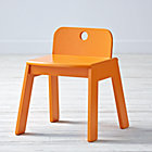 Orange Mojo Play Chair