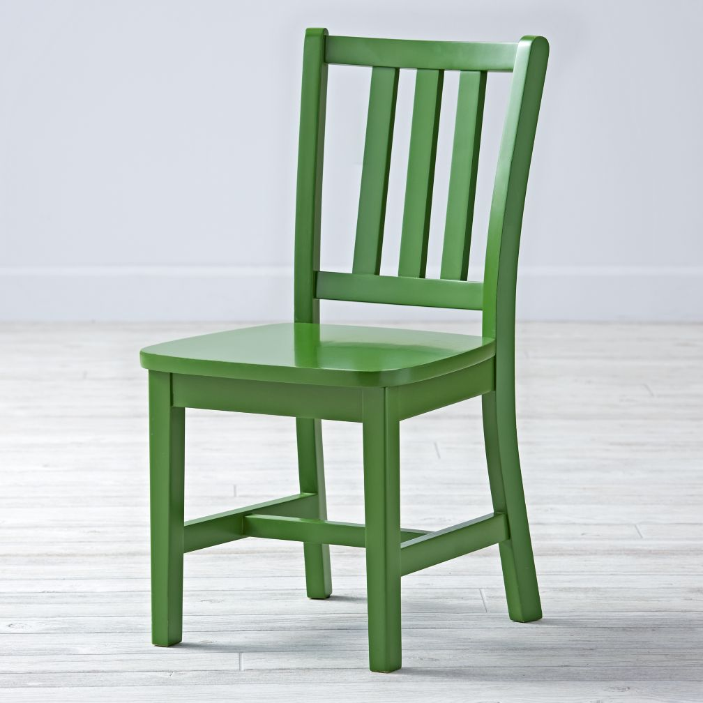 Parker Play Chair (Green)