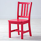 "Hot Pink Parker Play ChairFloor to Seat: 14"" H"