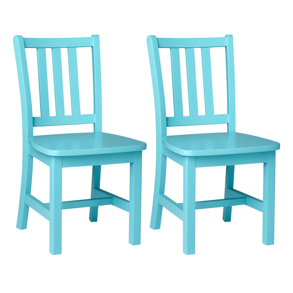 Set of 2 Parker Play Chairs (Azure)