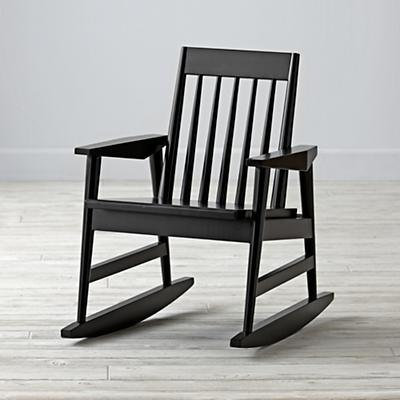 Rocking Play Chair (Black)