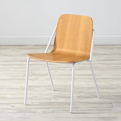 White Sling Play Chair