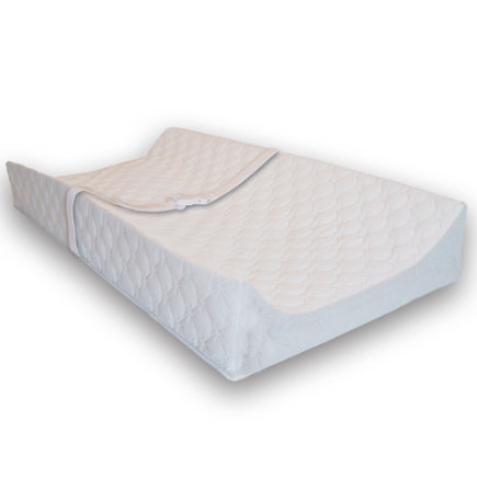 Nursery & Baby Gear: White Changing Pad - Simmons Contour Changing Pad