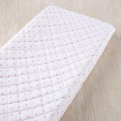 Dream Girl Changing Pad Cover (Pink Dot)