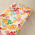 Multi Floral Changing Pad Cover