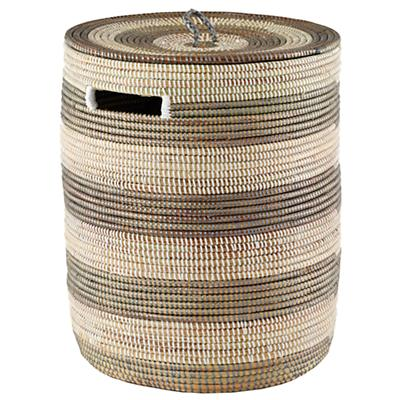 Charming Hamper (Silver Stripe)