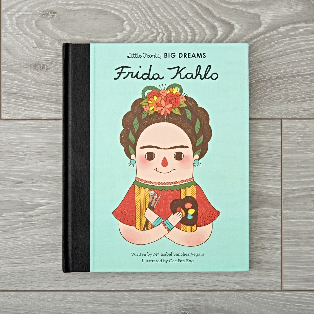 Frida Kahlo Kids Book The Land Of Nod