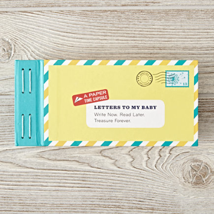Letters to My Baby Book - Letters to My Baby