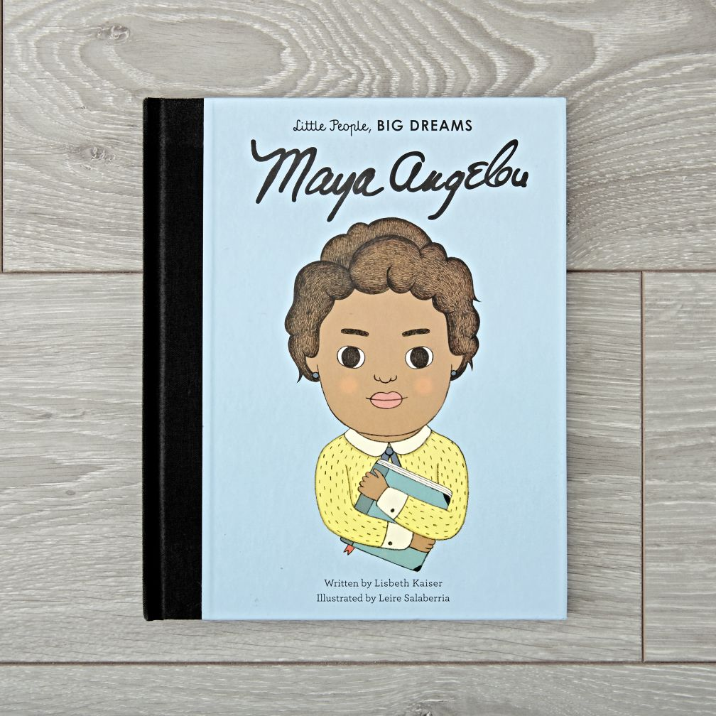 Maya Angelou Childrens Book The Land Of Nod