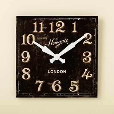 Barber's Wall Clock
