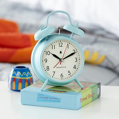 Chime After Chime Alarm Clock (Blue)