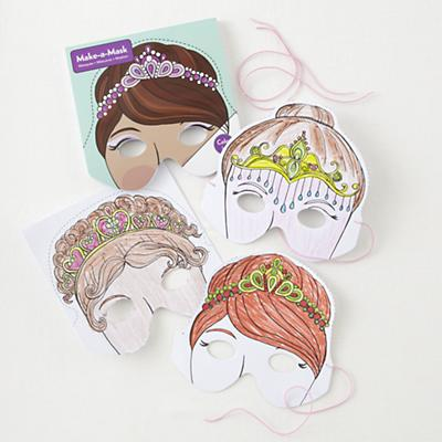 Make a Mask (Princesses)