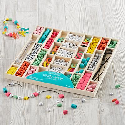 String Along Deluxe Bead Kit