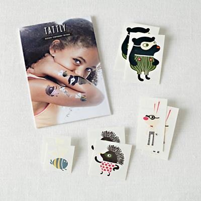 Temporary Tattoos (Zoo Crew)