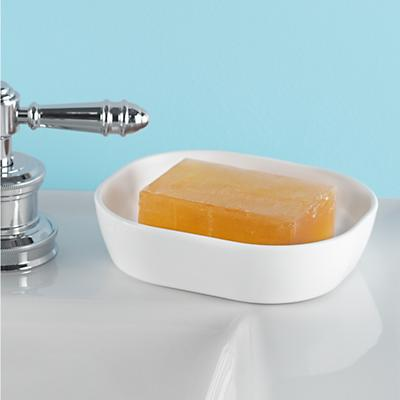 Squeaky Clean Soap Dish