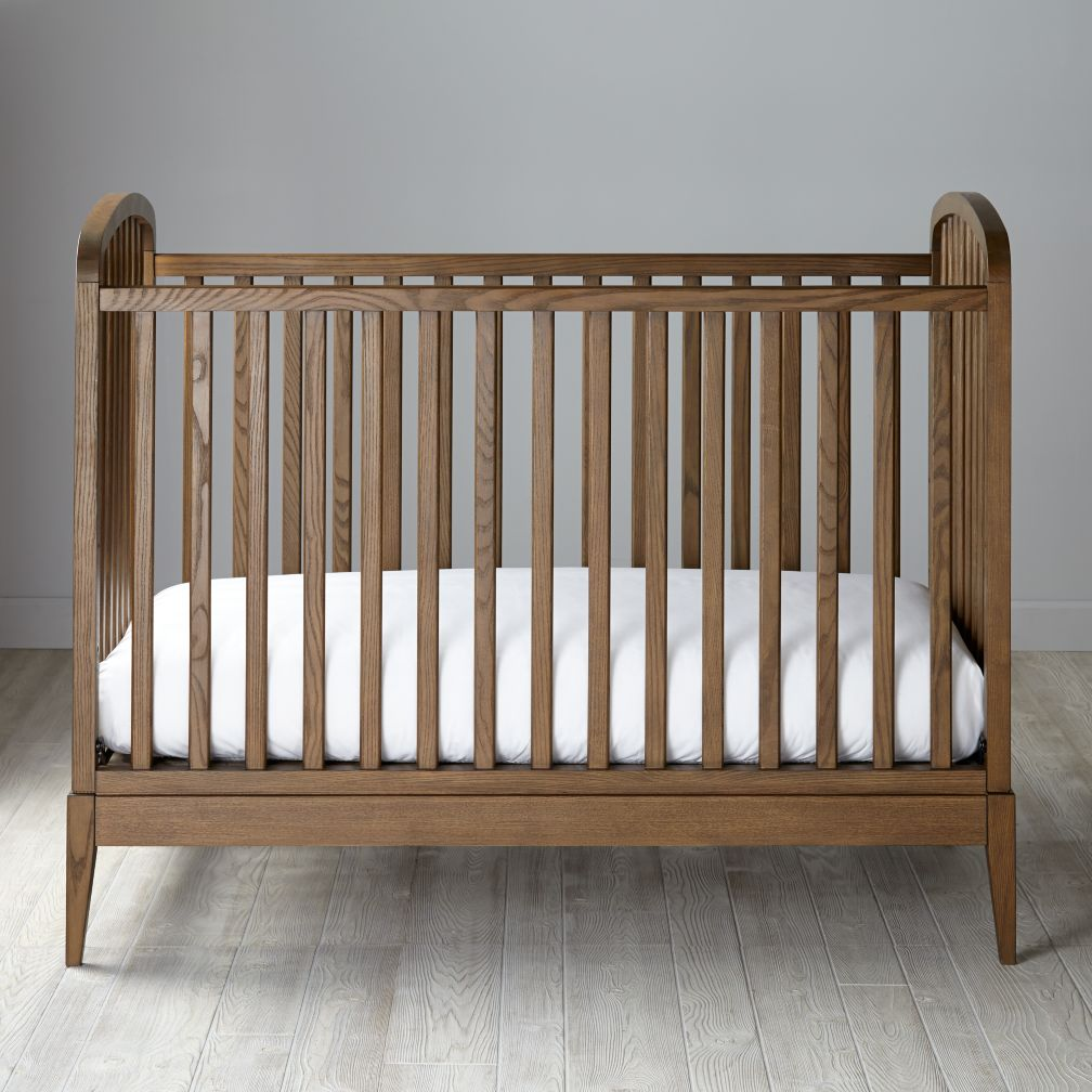 Baby cribs convertible storage and mini the land of nod for Baby furniture