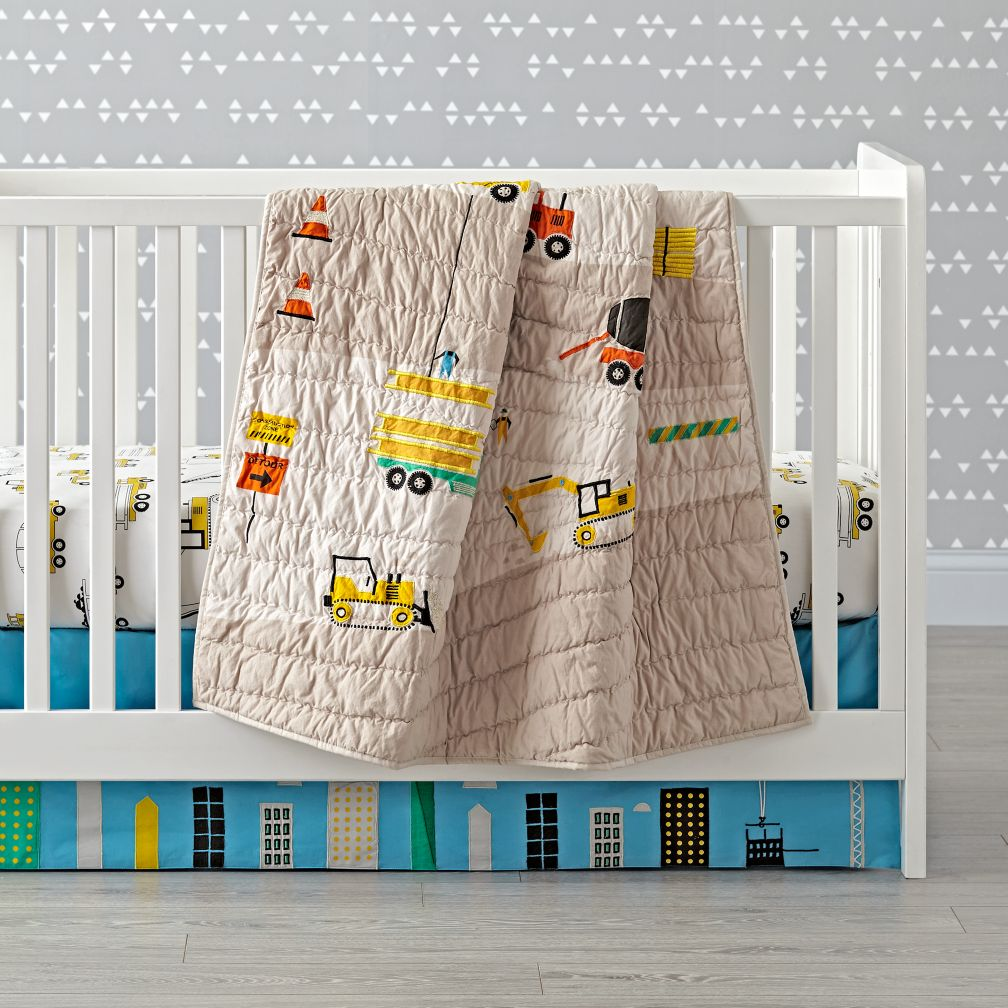 Builder's Crib Bedding