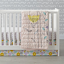 Girl Crib Bedding