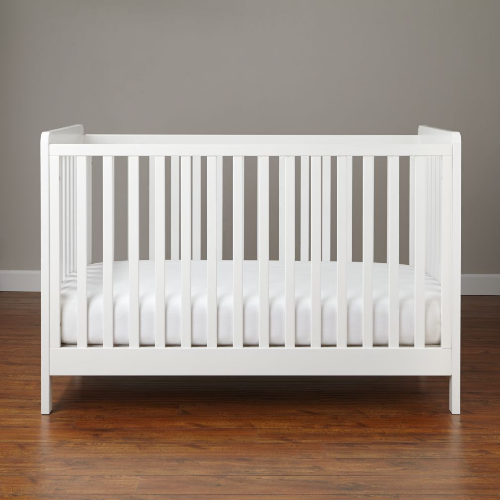 Carousel Crib White The Land Of Nod